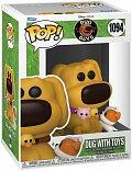 Funko POP Disney: Dug Days - Dug w/toys