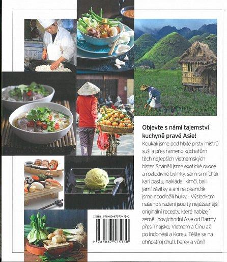 Náhled Tajemství východu aneb To nejlepší z asijské kuchyně (Edice Apetit)
