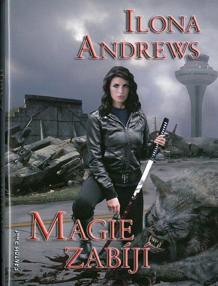 Náhled Kate Daniels 5 - Magie zabíjí