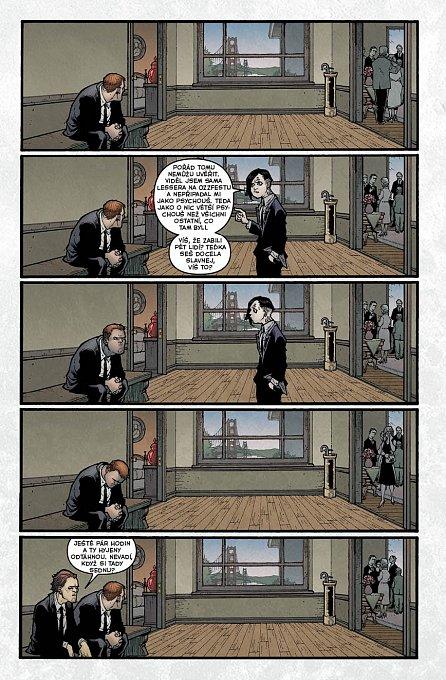 Náhled Zámek a klíč 1 - Vítejte v Lovecraftu
