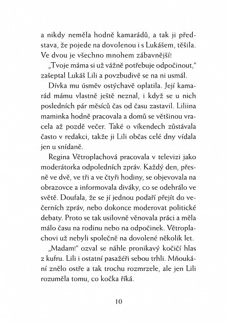 Náhled Lili Větroplaška: Delfíni v ohrožení!