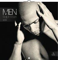Kalendář 2014 - Muži Ralph Man - nástěnný poznámkový (ČES, SLO, MAĎ, POL, RUS, ANG)