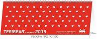 Kalendář 2015 - Teribear plánovací - stolní týdenní