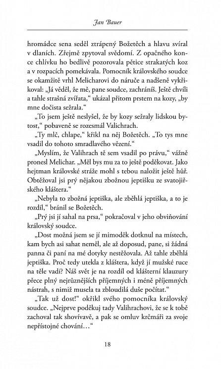 Náhled Ztracený diadém - Případy královského soudce Melichara