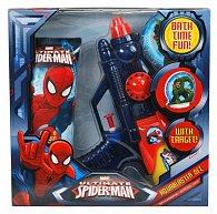 Dárková sada Spiderman s pistolí