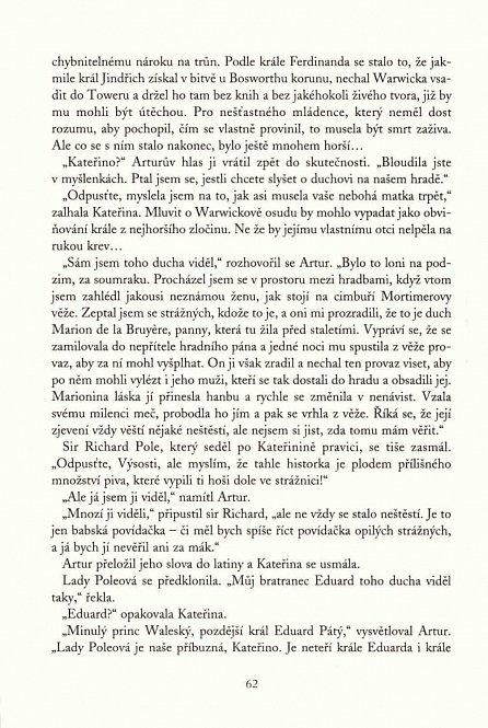 Náhled Kateřina Aragonská - Pravá královna