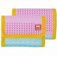 Pixie Peněženka PXA-10 světlá růžová/plus