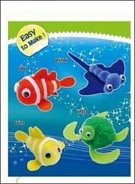 Kreativní svět ryba, želva, rejnok