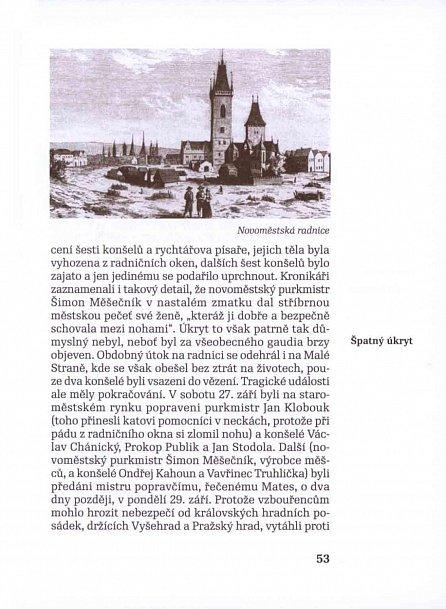 Náhled Konec Jagellonců v Čechách