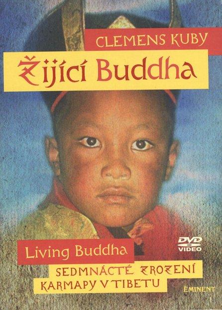 Náhled Žijící Buddha / Living Buddha - Sedmnácté zrození Karmapy v Tibetu - DVD