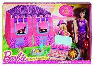 Barbie safari stan