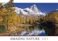 Amazing Nature - nástěnný kalendář 2013