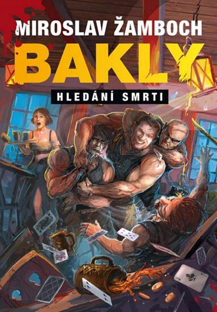 Náhled Bakly - Hledání smrti
