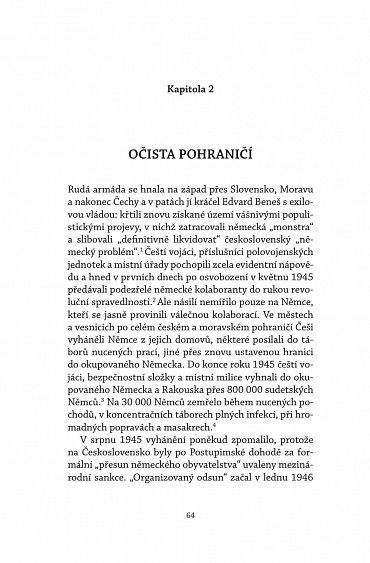 Náhled Očista československého pohraničí