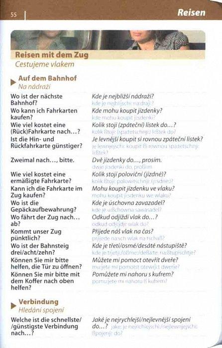 Náhled Konversation Deutsch-Tschechisch