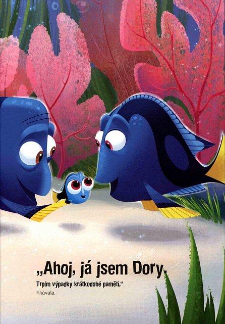 Náhled Hledá se Dory