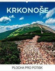 Krkonoše Praktik - nástěnný kalendář 2016