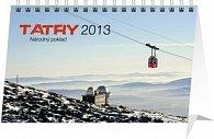 Tatry SK - stolní kalendář 2013