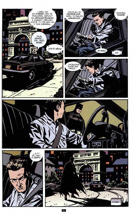 Náhled Gotham Central 1 - Při výkonu služby