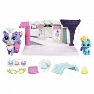 Littlest Pet Shop tématický hrací set