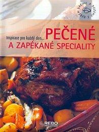 Pečené a zapékané speciality - Inspirace pro každý den...