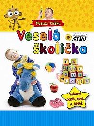 Veselá školička - Mazací knížka