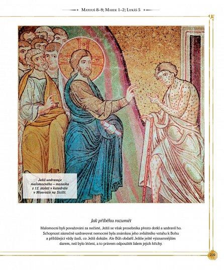 Náhled Kniha příběhů z Bible