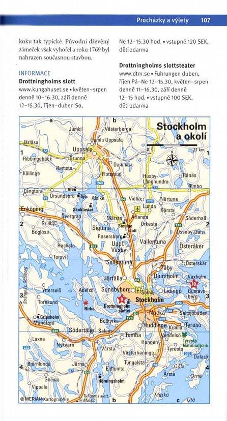 Náhled Merian - Stockholm
