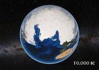 Před 10 000 lety Pohlednice