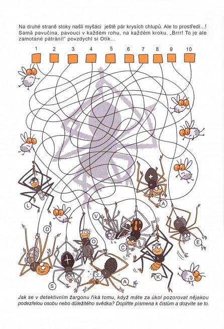 Náhled Myší detektivové - Veselé luštění s myšáky