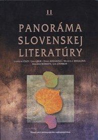 Panoráma slovenskej literatúry II