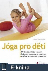 Jóga pro děti (E-KNIHA)