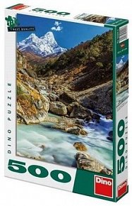 Puzzle Himaláje