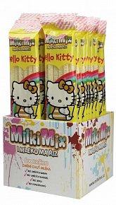 MilkiMix Hello Kitty  6 ks Vanilka