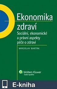 Ekonomika zdraví (E-KNIHA)