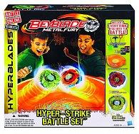Beyblade - hyper jiskřivý hrací set