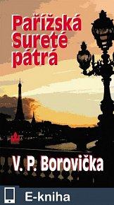 Pařížská sûreté pátrá (E-KNIHA)