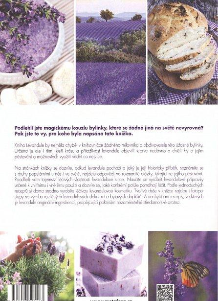 Náhled Levandule - Recepty, návody a tipy pro pěstování, výrobu domácí kosmetiky, tvoření dekorací a vaření s levandulí