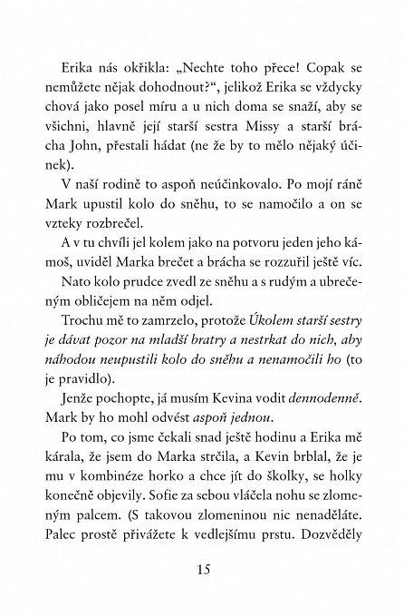 Náhled Holčičí pravidla 3: Allie Finklová - Kluci k zulíbání