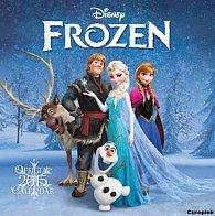 Kalendář 2015 - Ledové království/Disney Frozen (305x305)