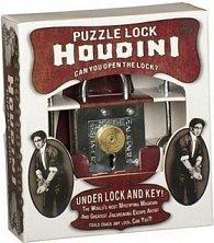 Houdini zámek Under lock - funkční zámek jako hlavolam