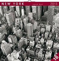 Kalendář 2013 poznámkový - New York Jakub Kasl, 30 x 60 cm