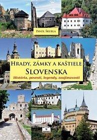 Hrady, zámky a kaštiele Slovenska