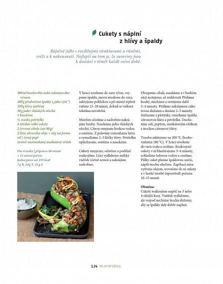 Náhled Vegetariánská kuchyně pro labužníky