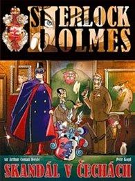 Sherlock Holmes Skandál v Čechách