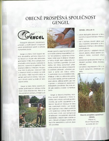 Náhled Česká biozahrada