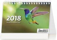 Kalendář stolní 2018 - Mini 14 denní kalendář