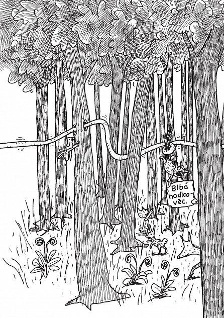 Náhled Ztřeštěný dům na stromě - 26 pater