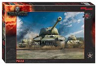 Puzzle 560 World of Tanks