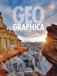 Geographica - nástěnný kalendář 2013